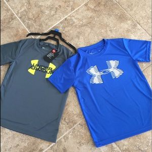 Under Armour T-Shirts New Size 7